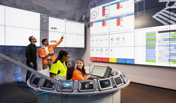 OptiMine®集成了Nextrax产品,为地下硬岩开采提供最全面的OEM-不可知数字套件