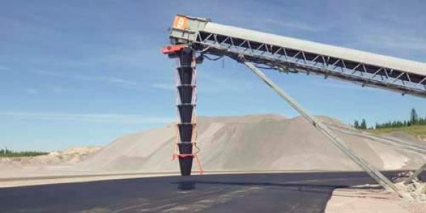 希尔黑德全新 WE6000i 伸缩斜槽的全球发布