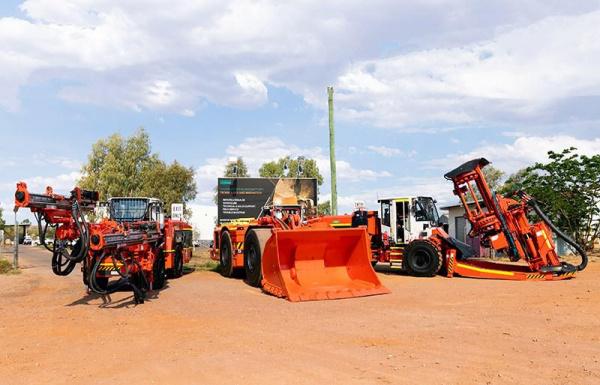 山特维克与昆士兰嘉能可金属签署长期协议