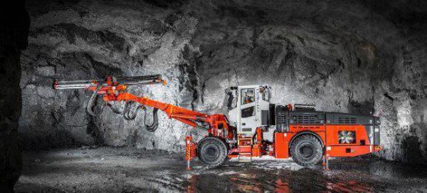 山特维克采矿和岩石技术在 CONEXPO-CON/AGG 展示下一代设备和服务