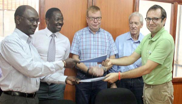 乌干达山特维克建筑新经销商