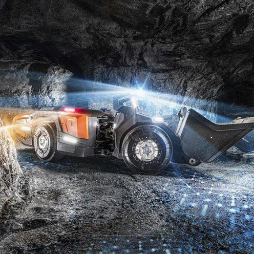 山特维克通过展示其汽车开采、应用和概念®界限