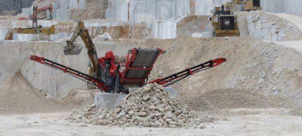 世界大理石中心工作筛选的最新进展