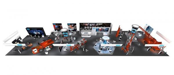 山特维克在MINExpo国际展示电气化、自动化和更多®2021年