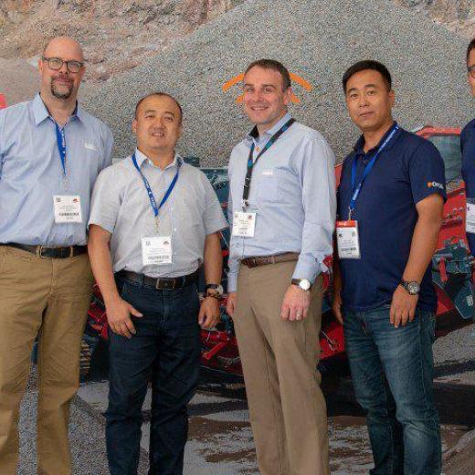 中国山特维克矿业和岩石技术新经销商