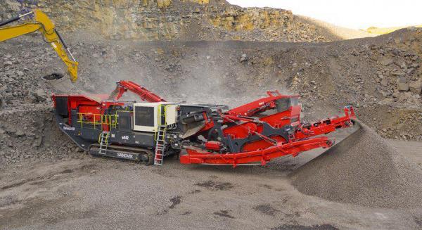 Sandvik 推出下一代 2 系列冲击破碎机
