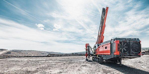 山特维克为豹™DI650i钻机增加了反向循环采样能力