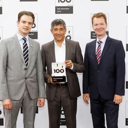 必特克 荣获中小企业创新领导者荣誉