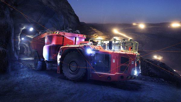 山特维克继续用 AutoMine ®卡车行业标准