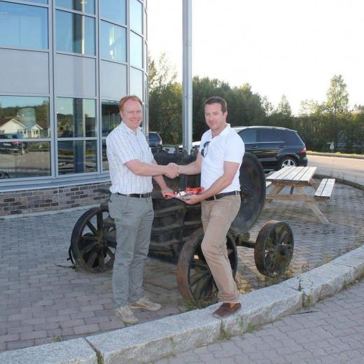 弗雷德海姆·马斯金 AS 被命名为挪威新的山特维克分销商