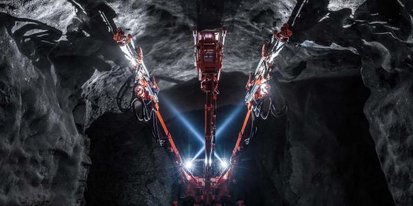 新Sandvik DT922i – 终极全能隧道巨无霸