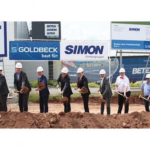 面向未来的技术空间:必特克 工厂扩建的下一个水平