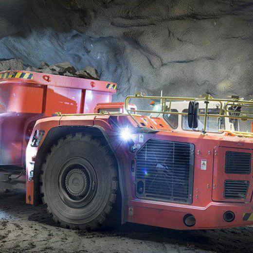 山特维克智能卡车自动运输与自动采矿®