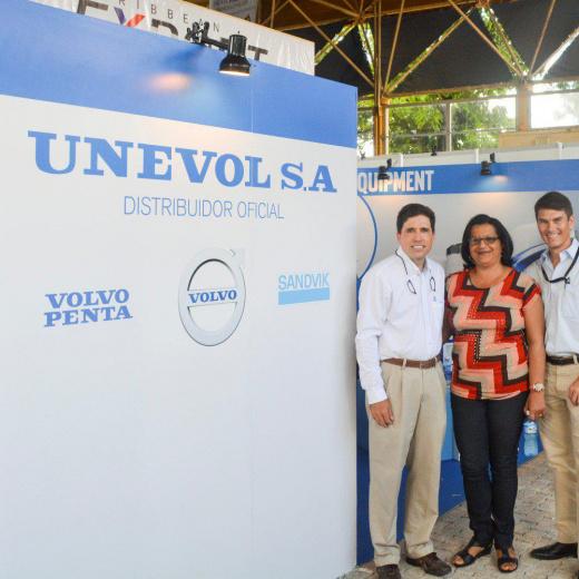 Unevol S.A 成为古巴第一个山特维克建筑经销商