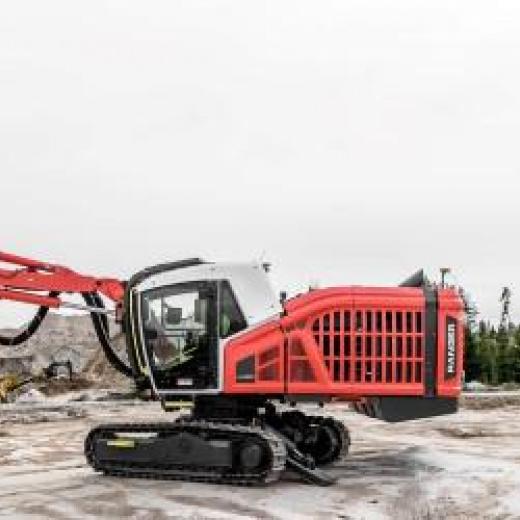 山特维克采矿和岩石技术宣布新的表面钻井技术