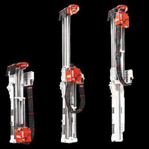 屋顶螺栓安装,您可以信赖 – 新的 Sandvik DO600 板载螺栓