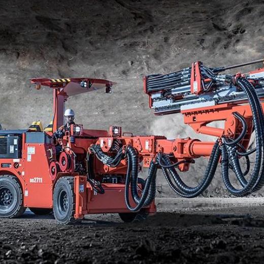 Sandvik 发布 2711 窄尺寸钻头