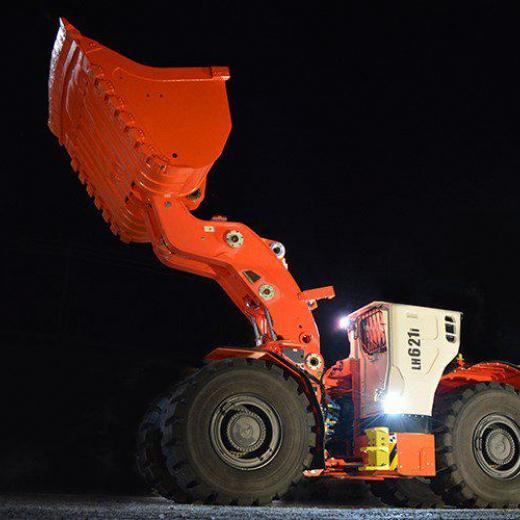 山特维克推出新型智能装载机:山特维克LH621i,用于大规模地下生产和矿山开发