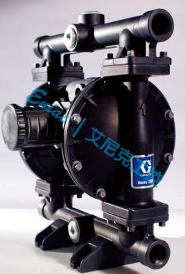固瑞克隔膜泵