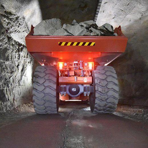 山特维克继续Codelco数字化合作伙伴关系,在埃尔特尼恩特矿场提供额外的自动化