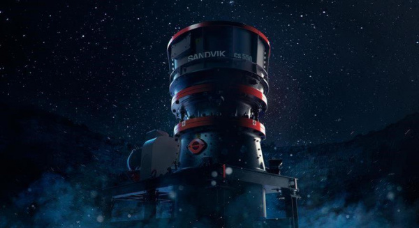 Sandvik 推出强大的二级破碎机