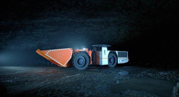 山特维克推出LS312防火地下装载机
