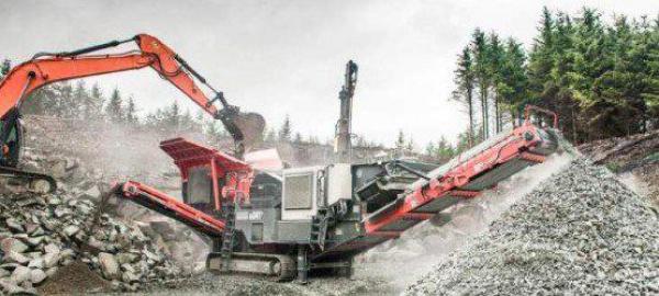 全新 Sandvik QJ341+ 可提高效率、更少磨损和更高的生产率