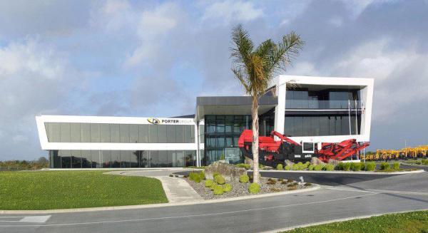 Sandvik 任命波特集团为其全澳大利亚移动破碎和筛选分销商
