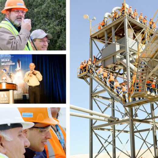 山特维克采矿和岩石技术公司宣布最新的采石场学院®日期